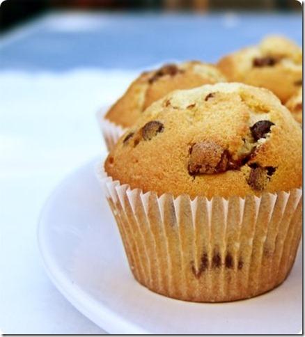 muffin poire