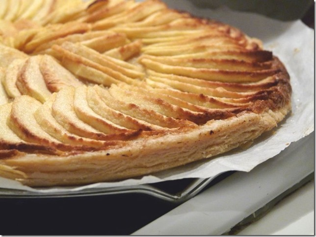 tarte aus pommes fines