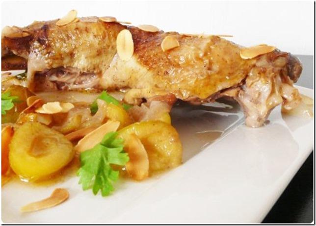poulet-mirabelles