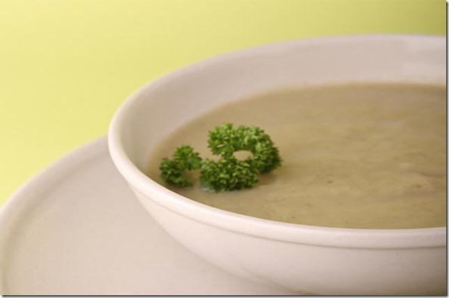 soupe artichaut