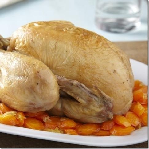 poulet poché (2)