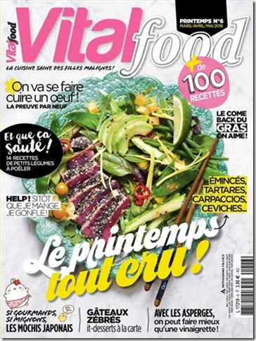 Vital food  Printemps