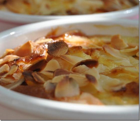 moelleux aux poires-amandes