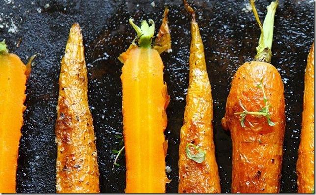 tarte à la carotte