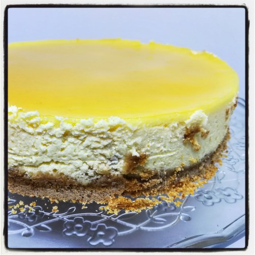 Cheesecake Normand
